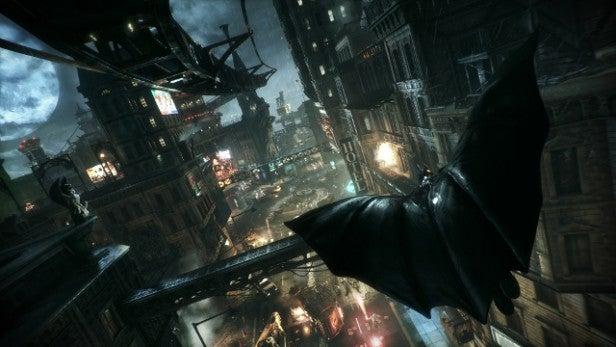 Batman: Arkham Knigt 11