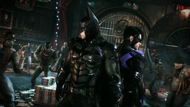Batman: Arkham Knigt 19