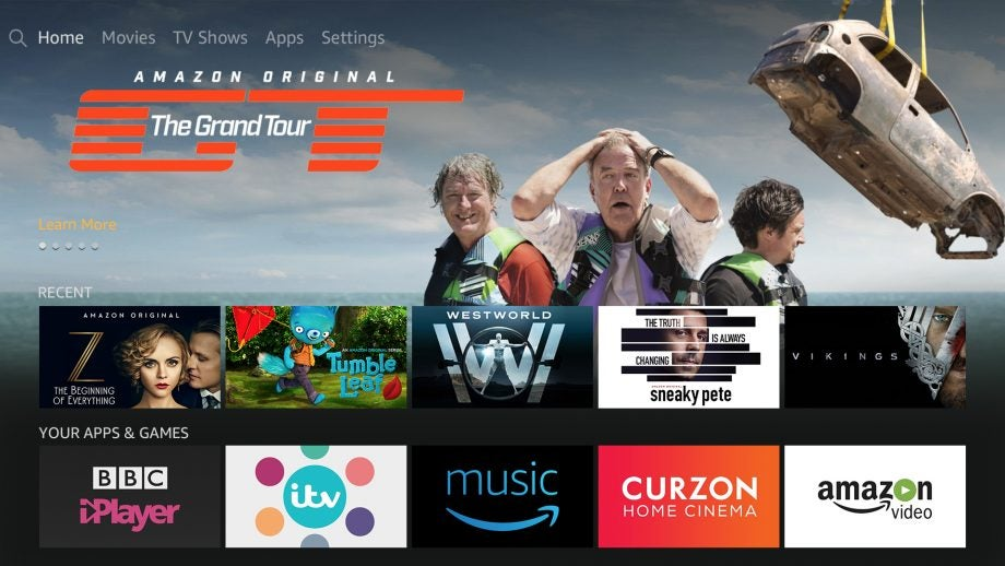 Amazon Fire Stick Review | Trusted Reviews