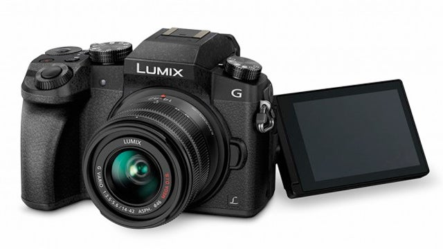 Panasonic lumix g7 review trusted reviews - Lumix classic ...