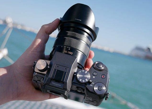 Panasonic Lumix G7 Review Trusted Reviews