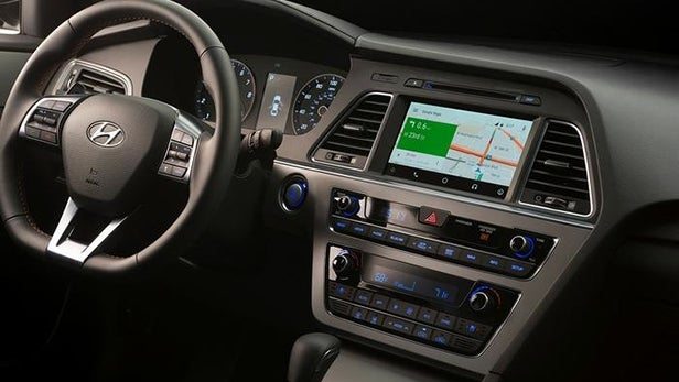 Android Auto is finally shipping in cars, courtesy of