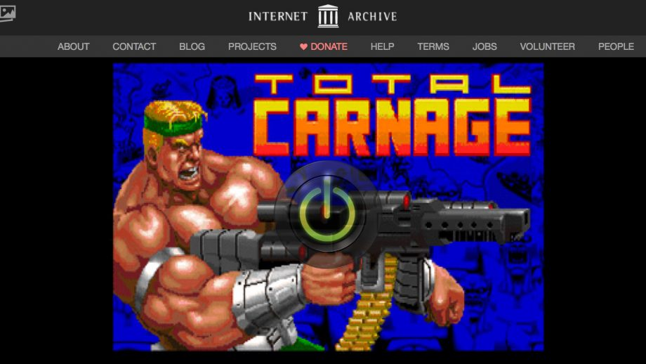 Internet Archive's 2600 MS-DOS games no longer work in