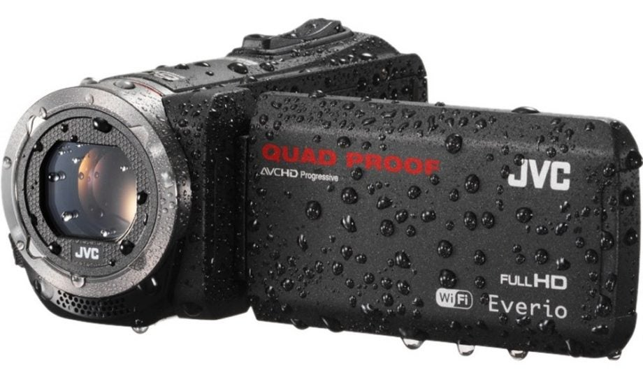 JVC Everio GZ-RX515BE