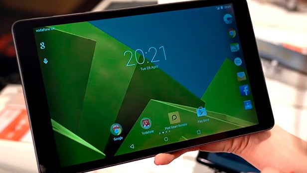 Vodafone's new budget tablet lands with 4G and Lollipop ...