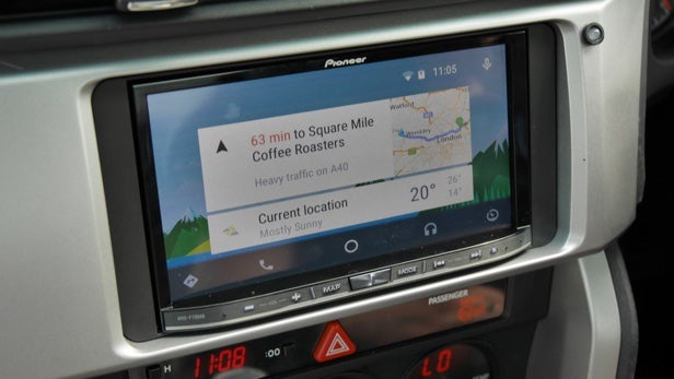 Android Auto Review | Trusted Reviews