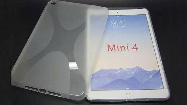 iPad mini 4 leak