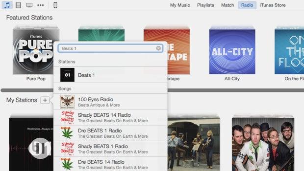 Beats1 iTunes