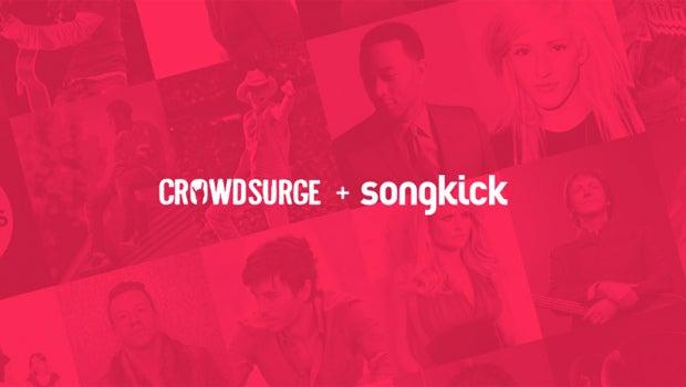 CrowdSurge Songkick