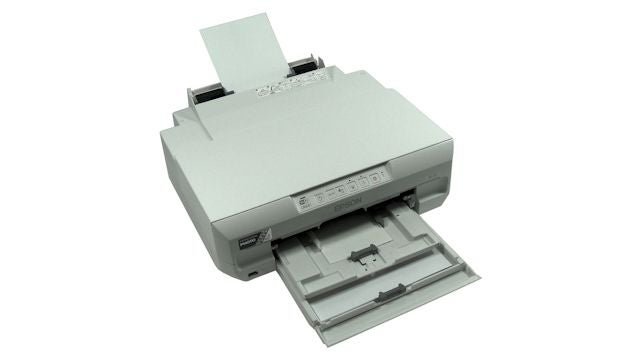Epson Expression Photo XP-55 - Trays