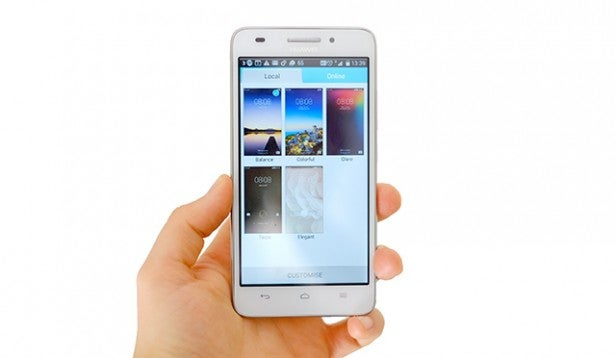 Huawei Ascend G620s – Software and Performance Review | Trusted Reviews