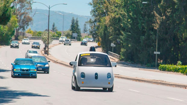 Google Self Driving