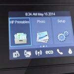HP Officejet Pro 6830 - Controls
