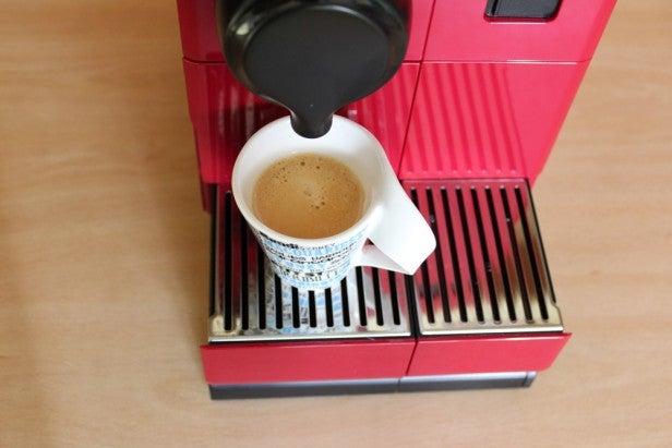 delonghi nespresso lattissima instructions
