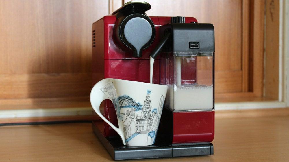 האופנה האופנתית DeLonghi Nespresso Lattissima Touch Review   Trusted Reviews UL-72