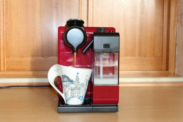 krups nespresso apparaat storing