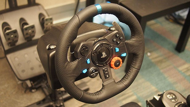 Logitech G29 Review   Trusted Reviews