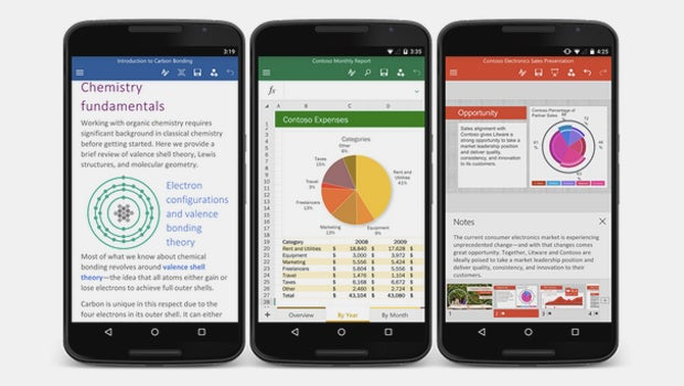 Office Android Phone