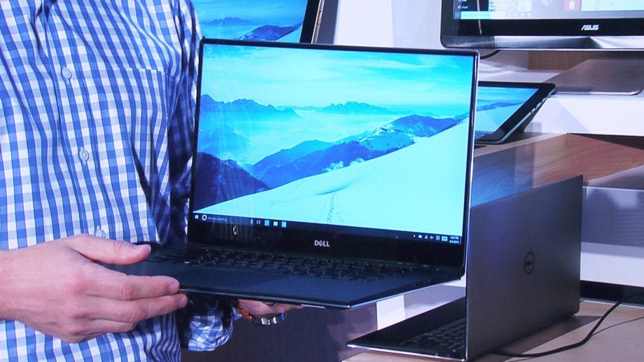 Dell XPS 15 with Infinity Display