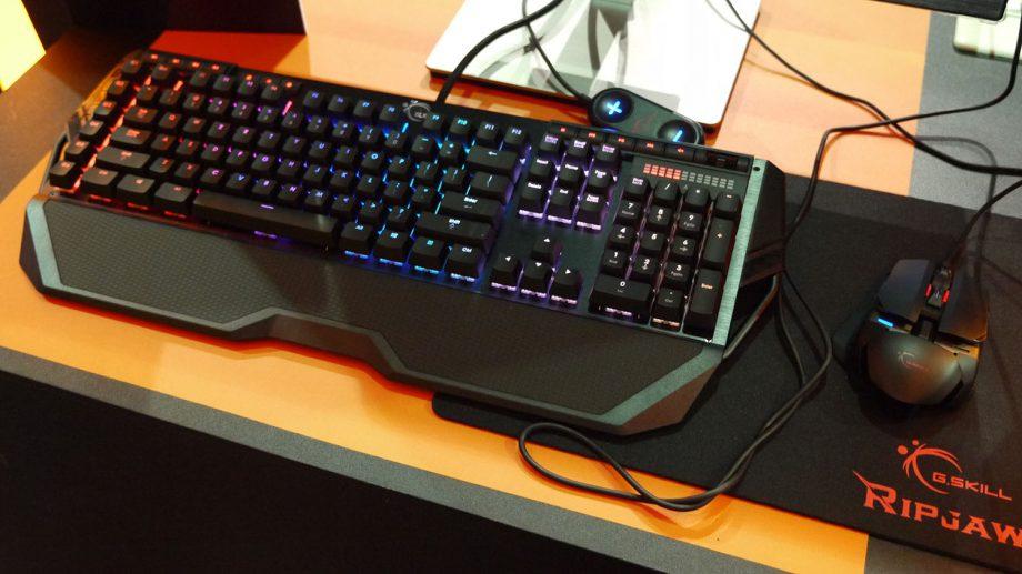G.Skill Ripjaws KM780 RGB and KM780 MX