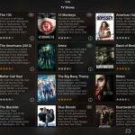 Plex library on iOS