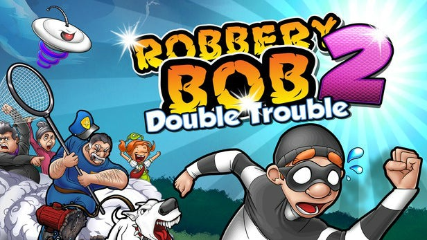 Robbery Bob 2 Double Trouble Review Trusted Reviews