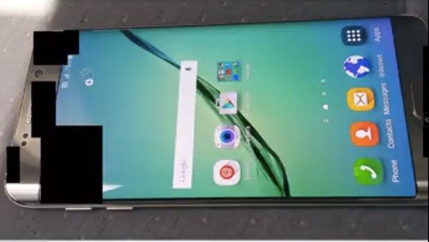 Samsung Galaxy S6 Plus leak