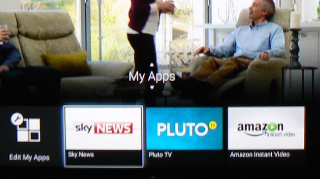 Sony Android Smart TV System 2015 Review | Trusted Reviews