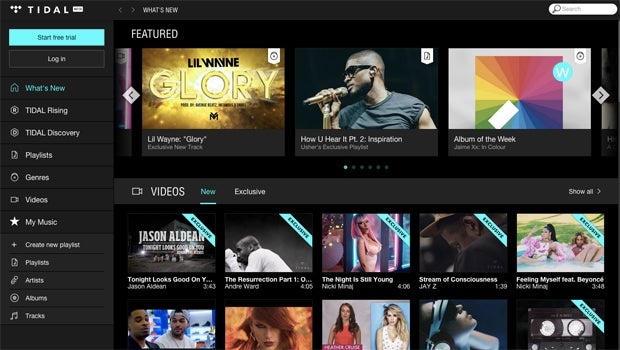 Tidal taps the Masters in latest trouncing of Spotify's