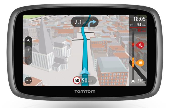 tomtom go 5100 world review trusted reviews. Black Bedroom Furniture Sets. Home Design Ideas