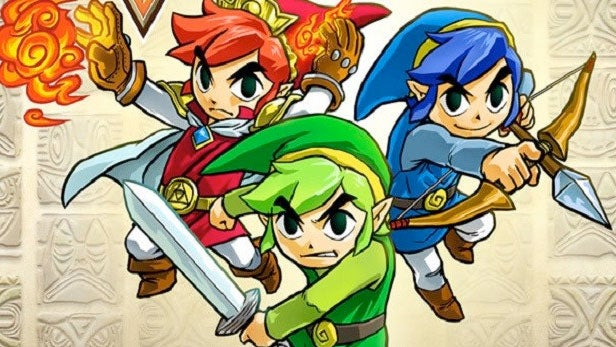 Legend Of Zelda Triforce Heroes Review Trusted Reviews