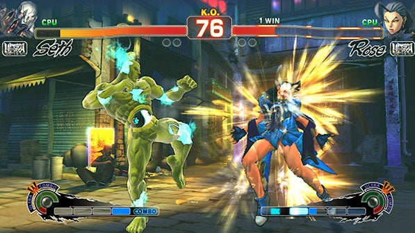 Ultra Street Fighter IV PS4 15
