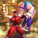 Ultra Street Fighter IV PS4 33