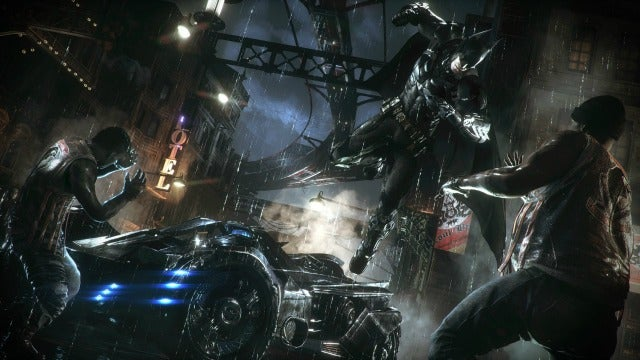 Batman: Arkham Knight 11