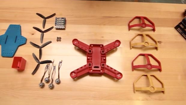 Eedu Is An Educational Drone Kit To Help You Learn Robotics