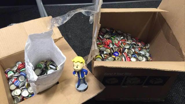 Fallout 4 bottlecap payment