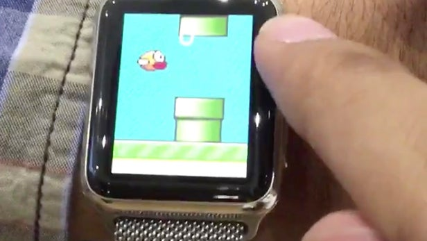 Flappy Watch