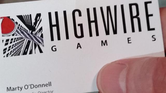 highwire games