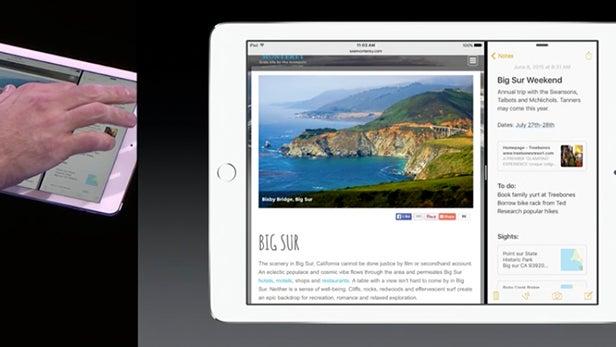 iPad Air iOS 9