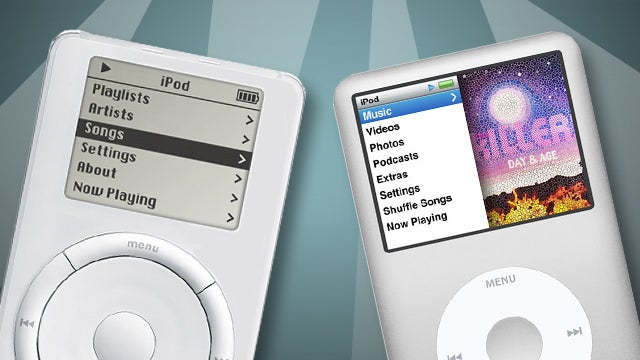 What Are The Best And Worst Ipods Ever A Brief History Of The Ipod Trusted Reviews