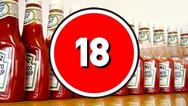 ketchup 18