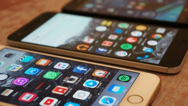 Android vs iOS vs Windows 10 Mobile: Which mobile operating