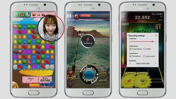 Samsung game recorder