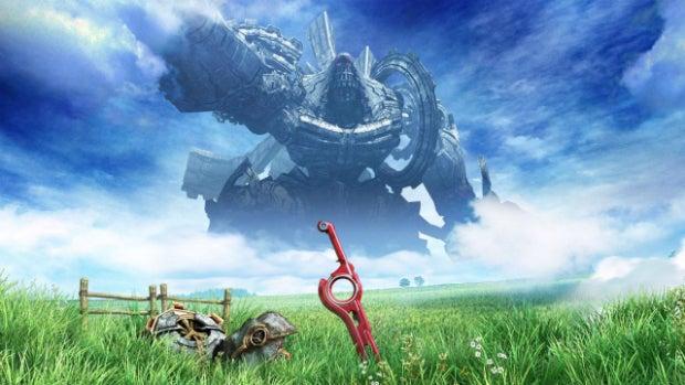 Xenoblade Chronicles 3D 1