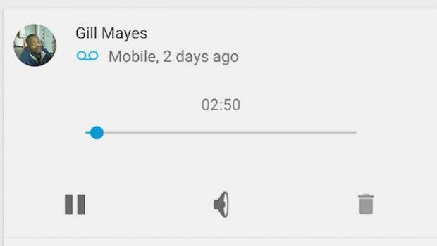 Android M Voicemail
