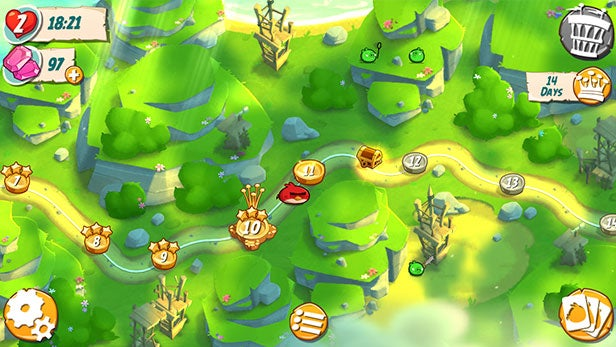 Angry Birds 2 Review | Trusted Reviews