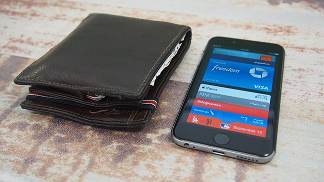 Apple Pay wallet 1