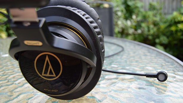 Audio Technica ATH PG1 Review | Trusted Reviews