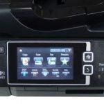 Epson WorkForce WF-7610DWF - Controls