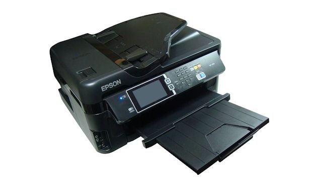 Epson WorkForce WF-7610DWF Review | Trusted Reviews